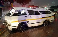 3 Injured in taxi crash Durban