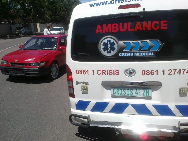 Baby among injured as car crashes into pedestrians in Durban North