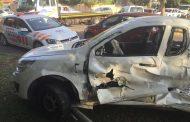 One injured in collision in Rietfontein, Pretoria