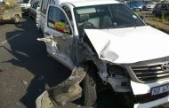 Six hurt in morning crash, Kwamashu