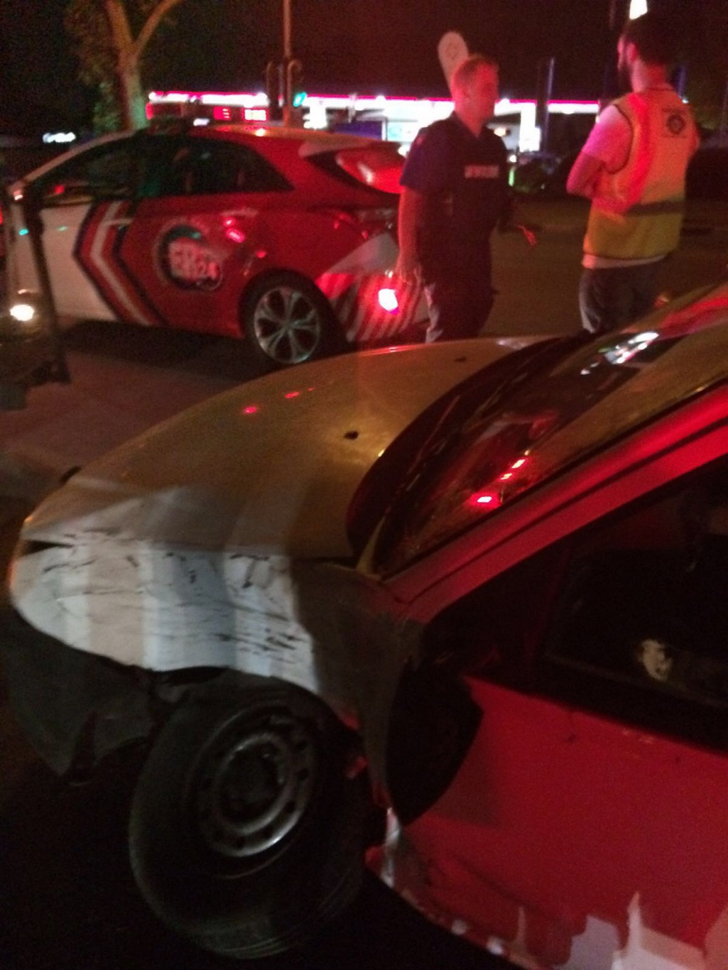 Mother and son among those injured in Cape Town collisions
