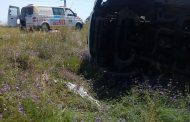 Seven year old dies in vehicle rollover in Kroonstad