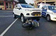 2 Bike collisions leave 3 injured