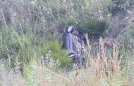 Week old crash discovered in Witbank