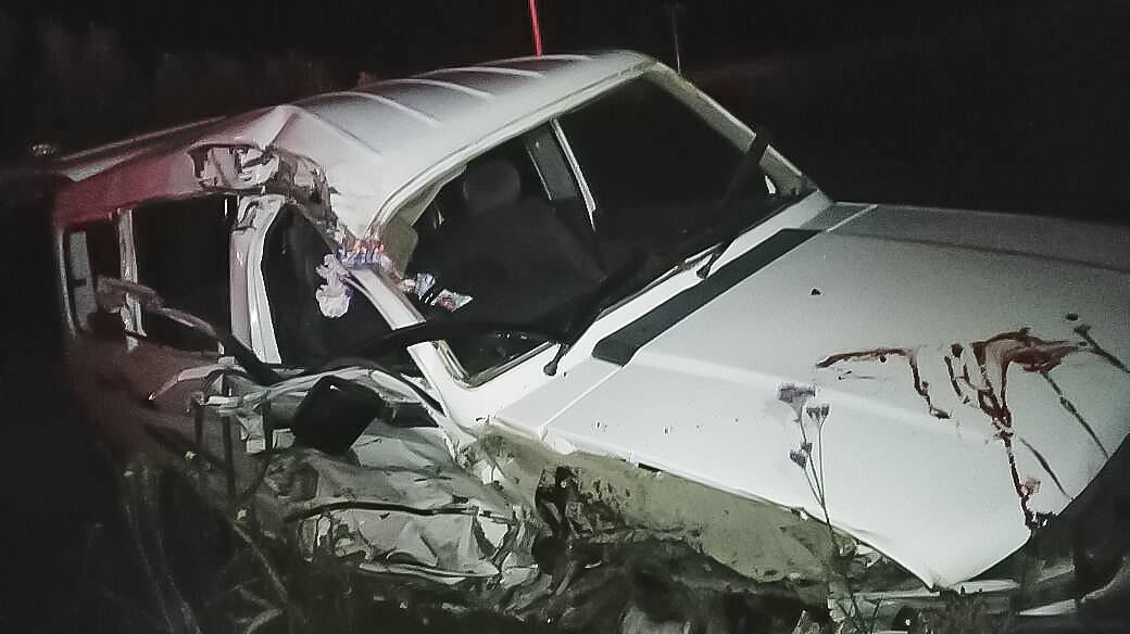 Harrismith N5 crash leaves three injured