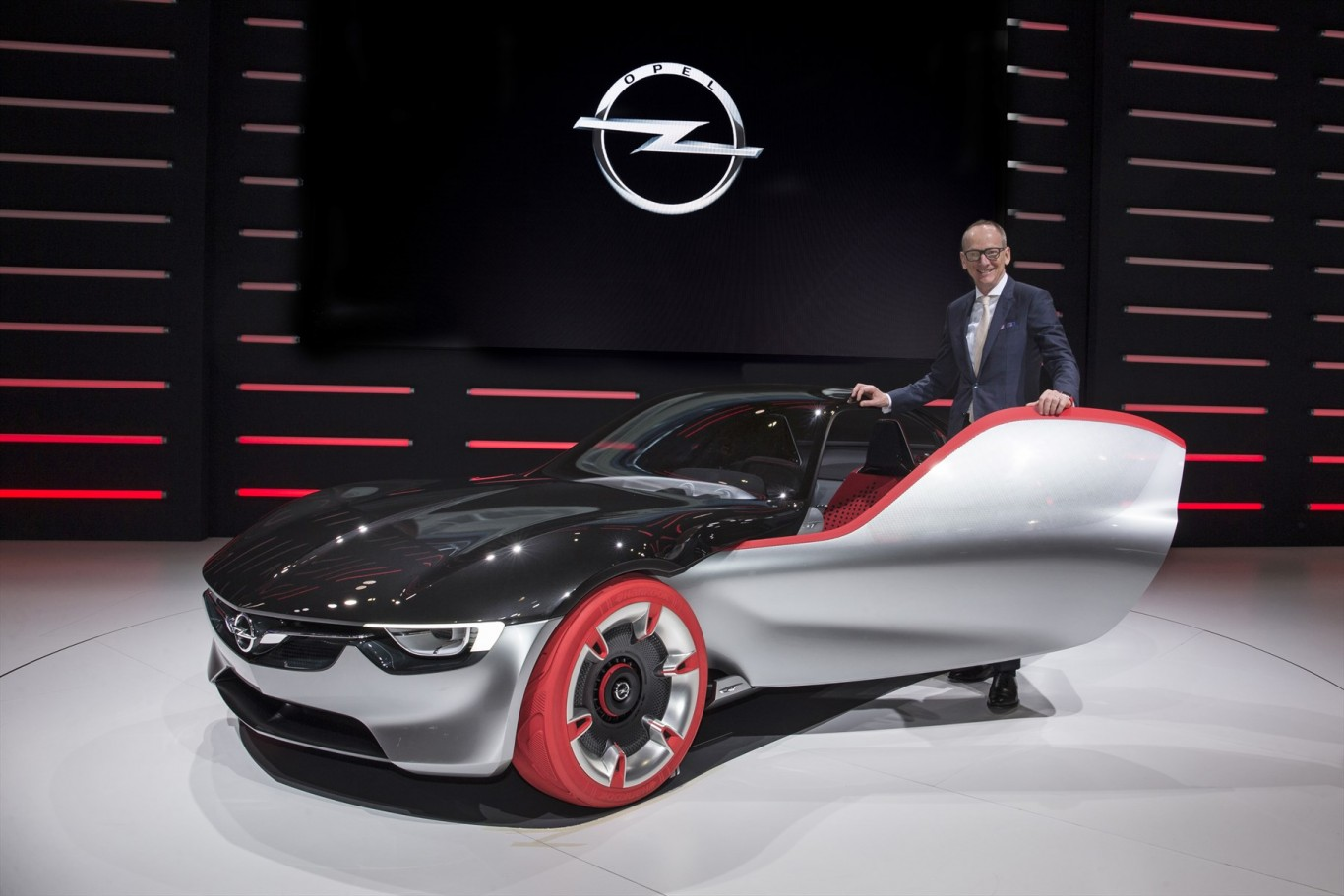 Opel at the Geneva Motor Show: