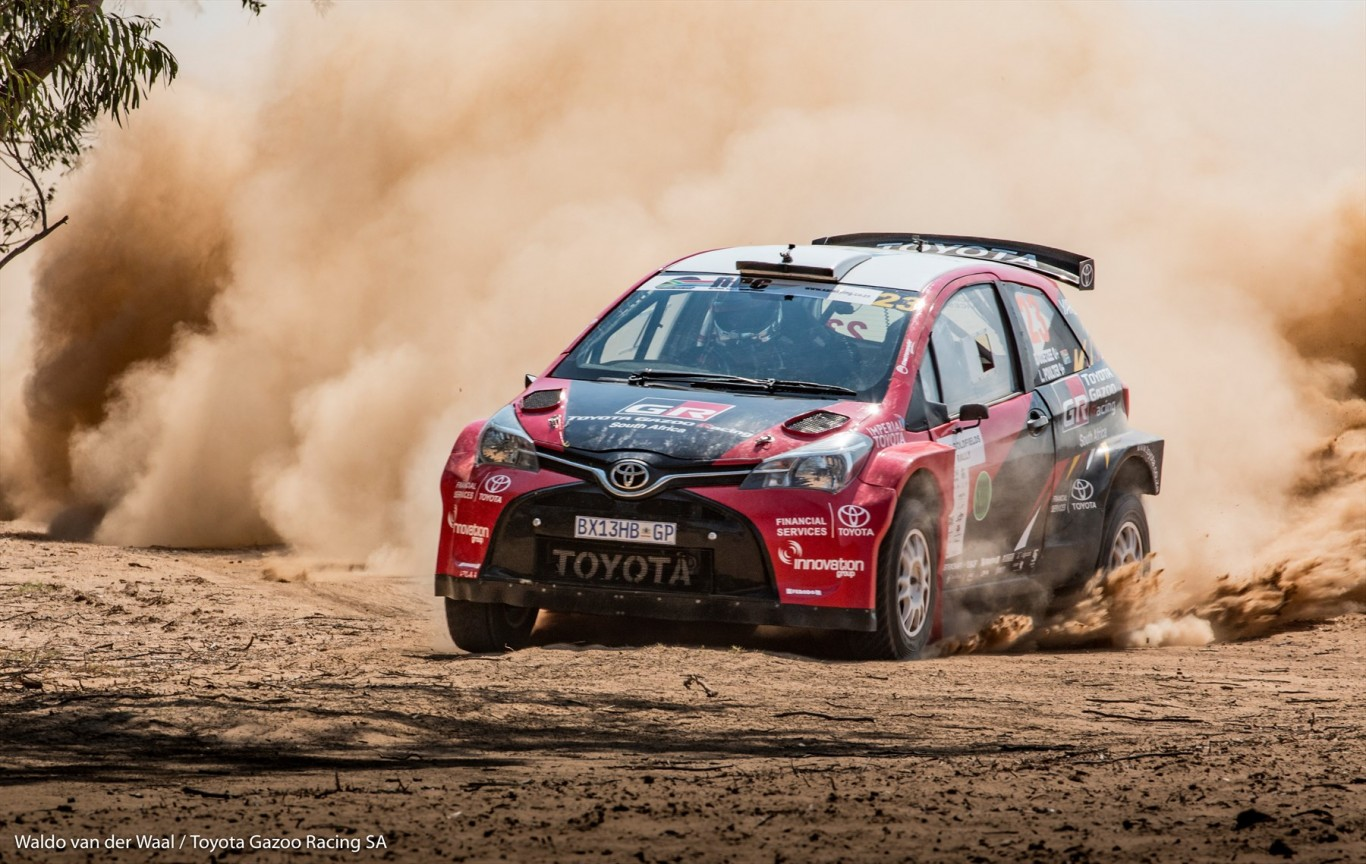 First blood for Toyota as 2016 Rally Championships gets under way