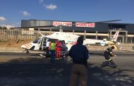 Motorcyclist critically injured in Midrand