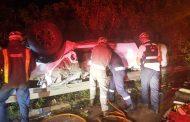 6 Hurt in 3 car pile up near Edwin Swales in Durban