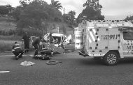 Westville M13 crash leaves one seriously injured