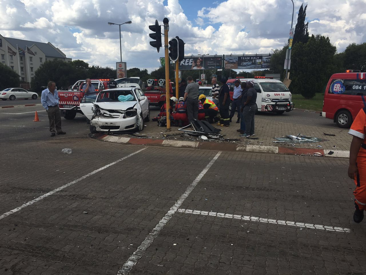 Two critical after Potchefstroom collision (1)