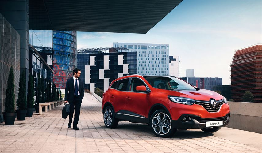All of Renault's DNA in an SUV crossover
