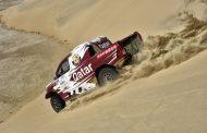 SA-built Toyota Hilux still in lead as Al -Attiyah wins 4th consecutive stage in Qatar