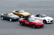 Mazda Produces One-Millionth Mazda MX-5