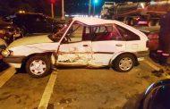 2 Injured in T Bone crash in Durban