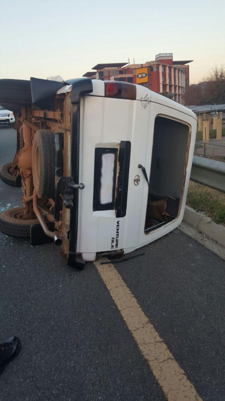 12 Injured in peak hour collision in Roodepoort, Gauteng