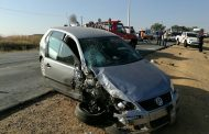 Five injured in head-on collision on the R511 between Diepsloot and Dainfern