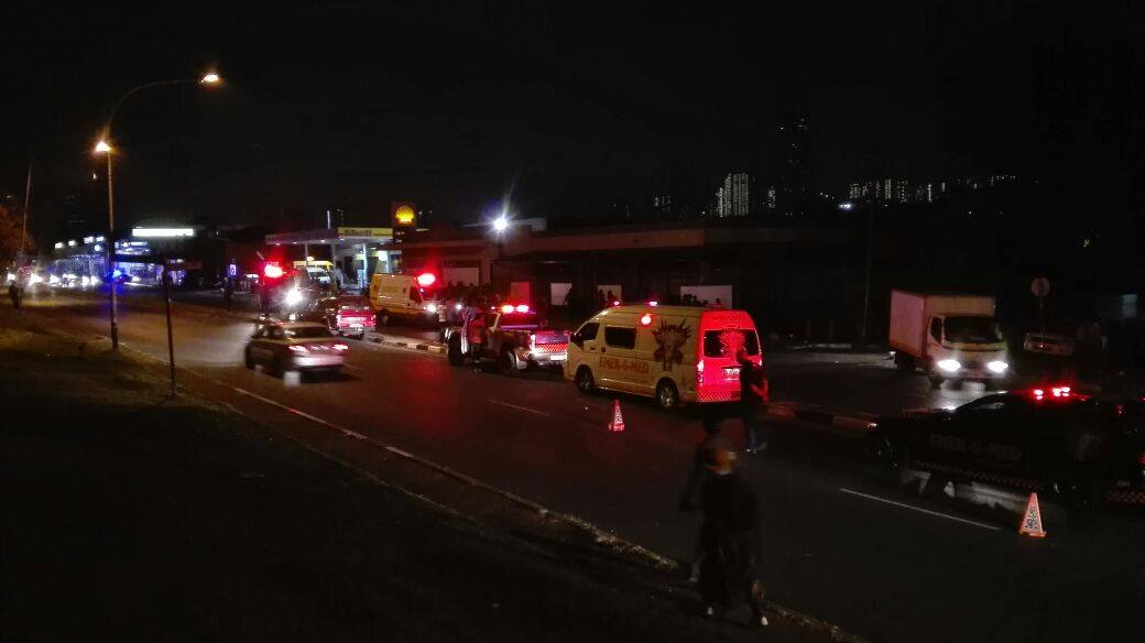 Child pedestrian killed in collision  at Bertrams, JHB