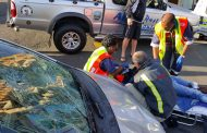 Amanzimtoti pedestrian crash leaves one seriously injured