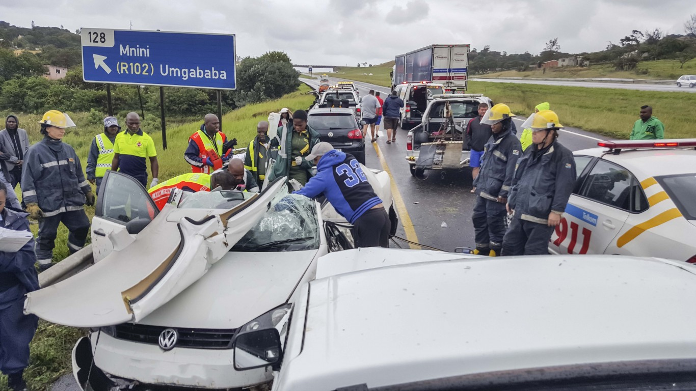 Horror Mother's Day crash leaves one dead two injured