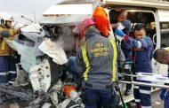 3 Injured 1 killed in head- on crash on Victoria Embankment onramp