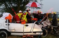 Woman trapped in vehicle following collision on the M1 near Crossmore, Shallcross