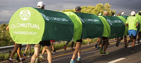 Shongololo makes Comrades Marathon debut