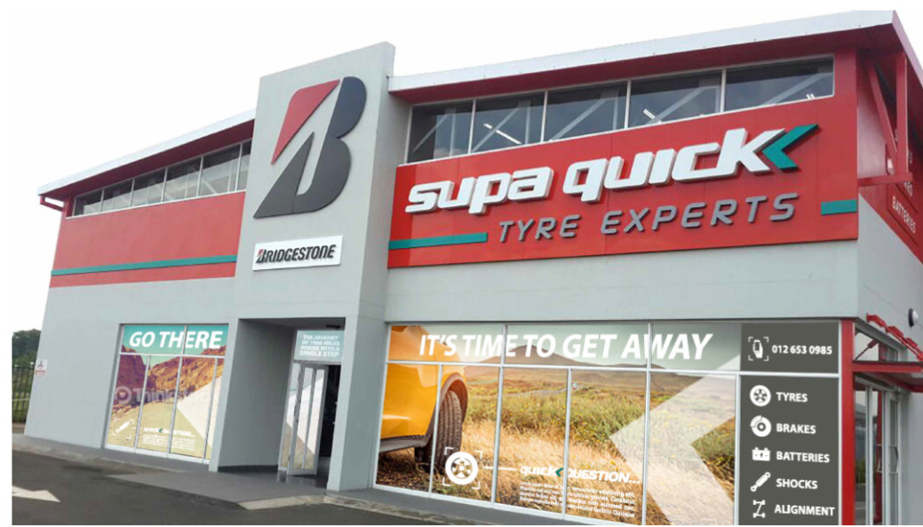 Supa Quick changing the face of the tyre retail business