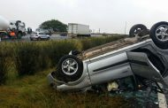 Two collisions leave five injured, Pietermaritzburg