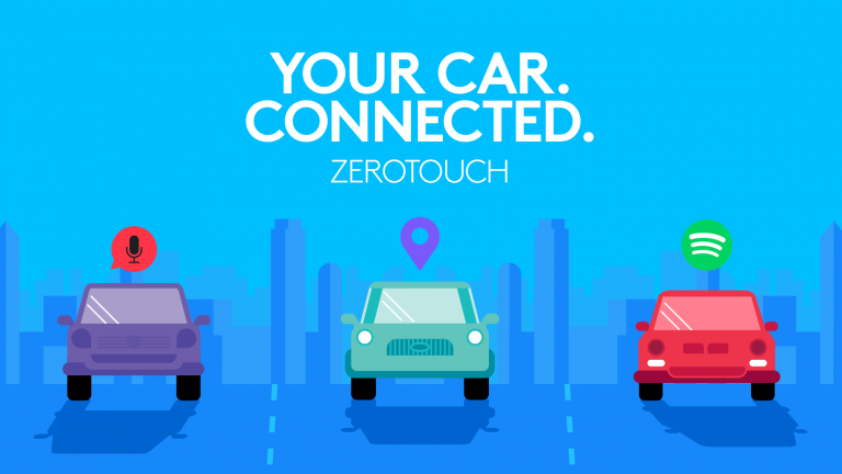 Logi ZeroTouch Turns Any Car Into a Hands-Free Connected Car