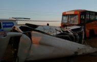 14 Injured in crash between bus and taxi in Derdepoort, Pretoria