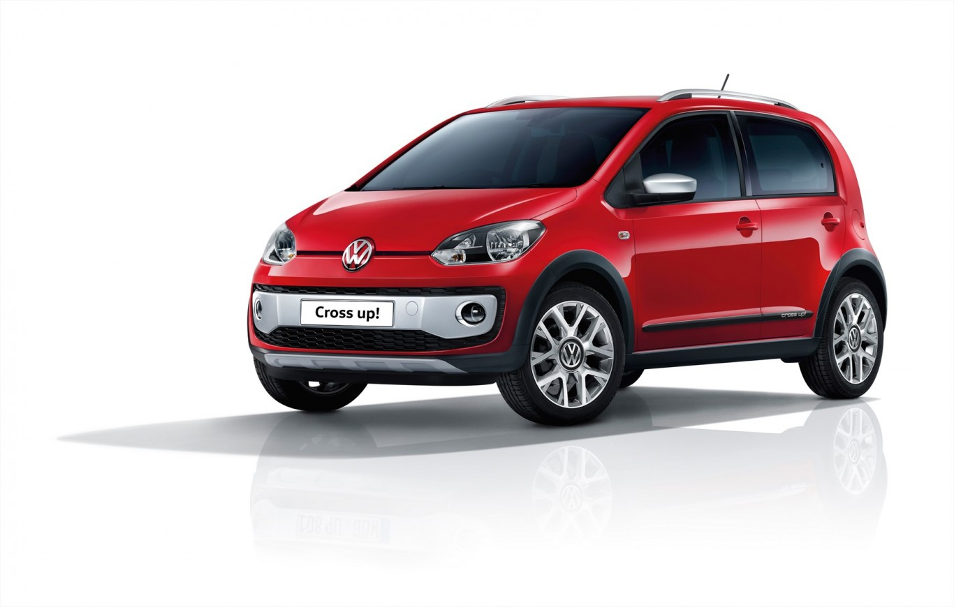 Volkswagen up! its game with the addition of extra doors and new derivatives