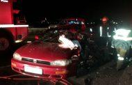 One dead, four injured in Vanderbiljpark collision