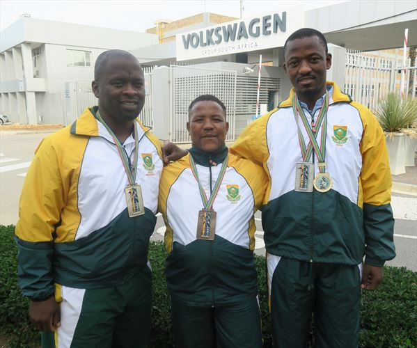 Volkswagen employees excel at Commonwealth Judo championships