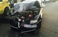 Lawlessness at intersection in Garsfontein results in T-bone collision