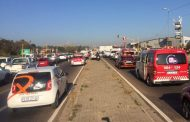 15 injured in collision involving three vehicles in Celtis Ridge
