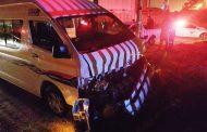 13 Injured in taxi crash on Bayhead Road
