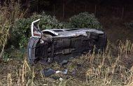 Five injured in crash on Kgosi Mampuru street (N14) in Skanskop, Pretoria