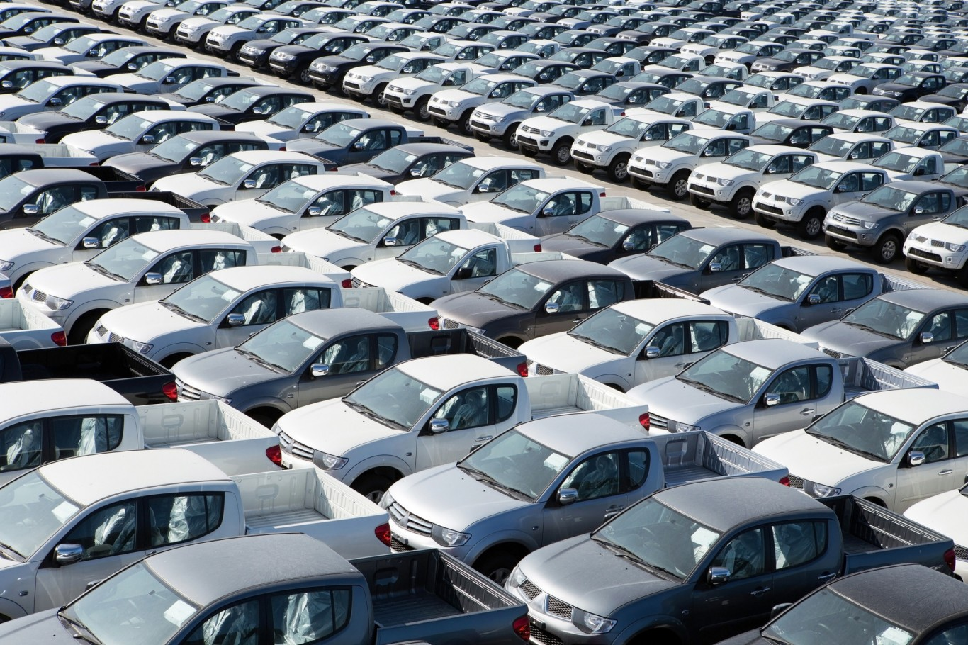 New vehicle sales recede amid shift to used market