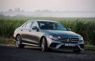 The most intelligent executive sedan – the New E-Class