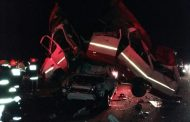 Two killed in collision between taxi and bakkie on N2 South at Durban
