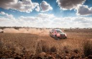 Poulter and Howie dominate in the Botswana desert