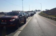 Child suffers minor injuries on the N3 South at London road in Alexandra.