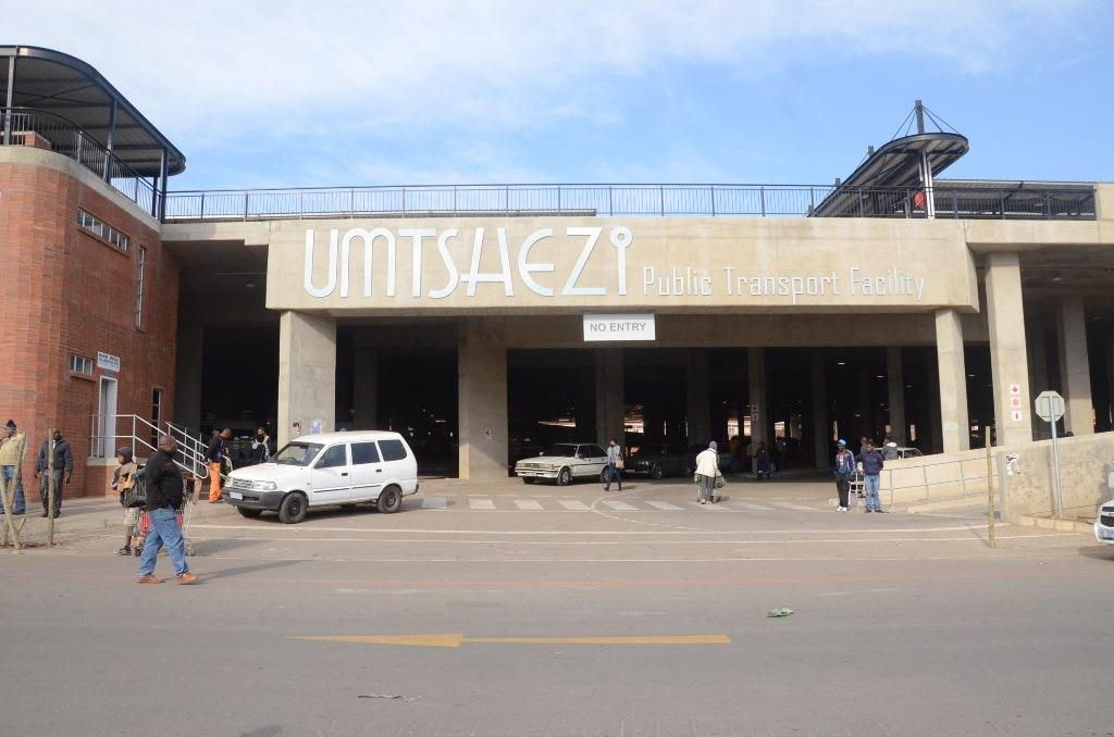 UMtshezi Public Transport Intermodal Facility officially opened