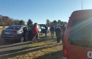 Three injured in four vehicle collision, Vanderbijlpark