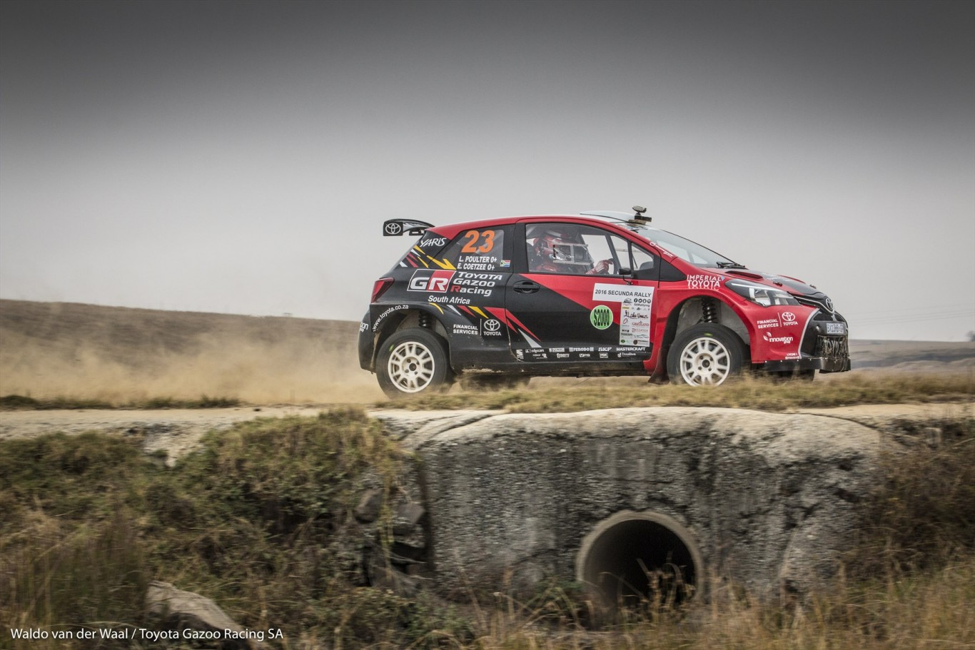 Toyota Gazoo Racing SA heads to Eastern Cape for 4th Round of Rally Chempionship