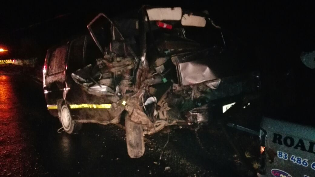 Five injured in crash on the P310 in Nzimakwe Location in Munster, KZN