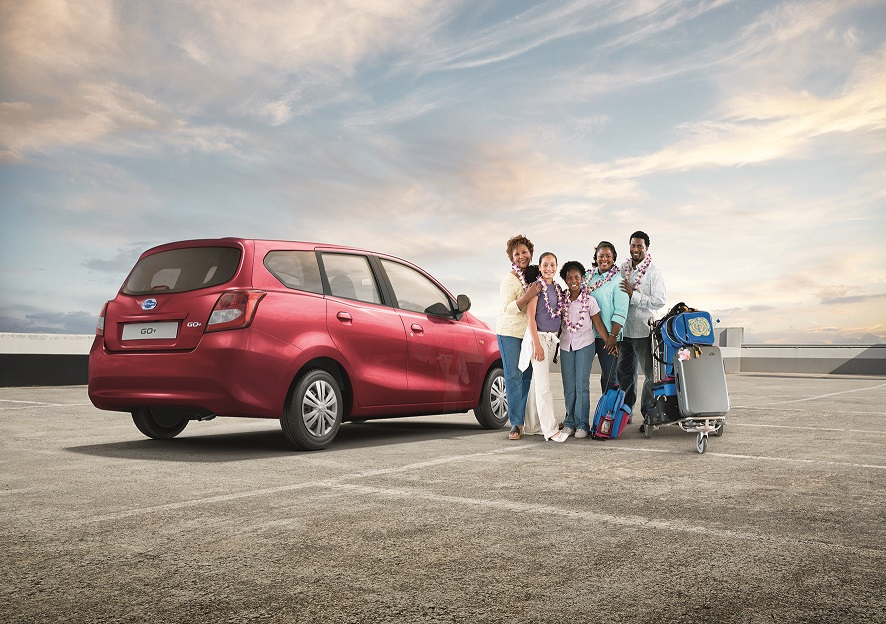 Datsun family growing with the new Datsun GO+