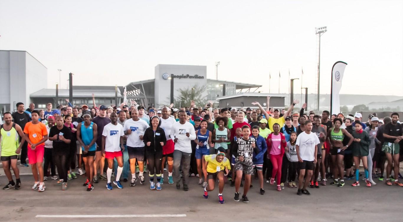 Excitement mounts as annual Volkswagen 10km run draws near