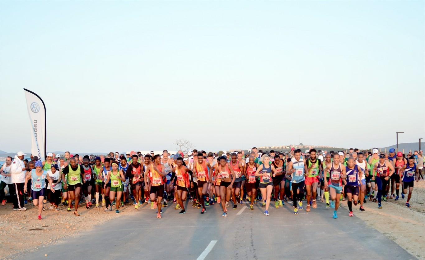 Volkswagen 10km run a huge success!